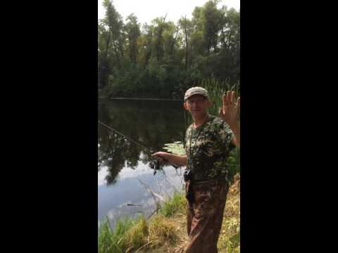 каюковка саратов рыбалка