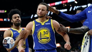 The Warriors will secure the No. 1 seed in the West – Jalen Rose   Jalen & Jacoby