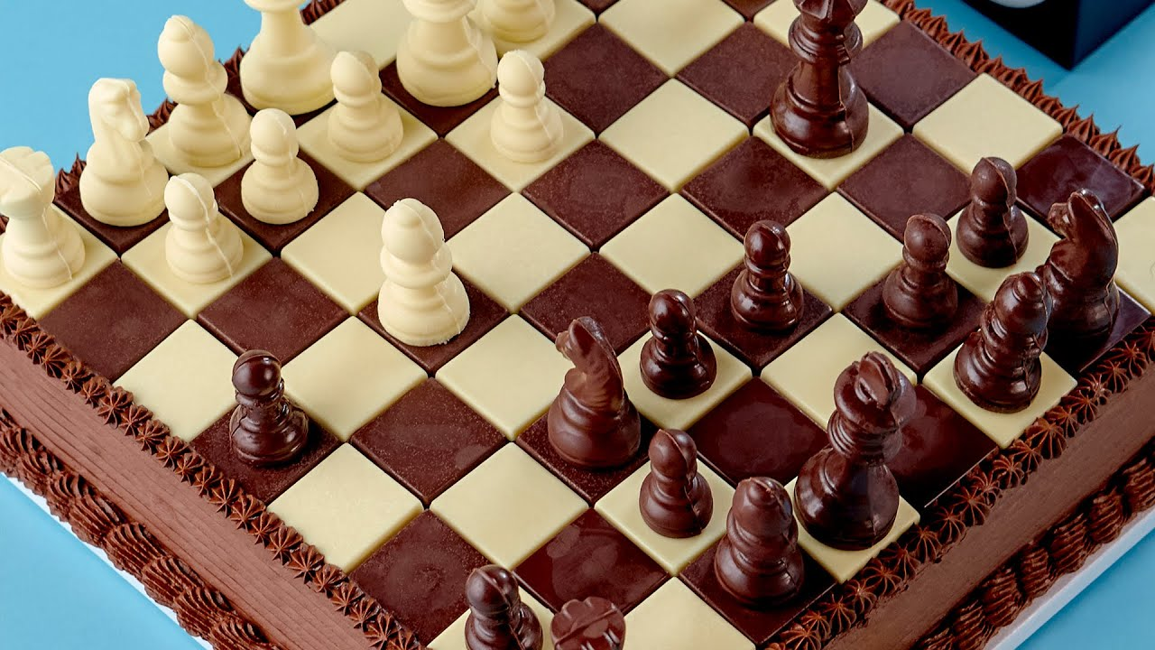 Make Chess Cake