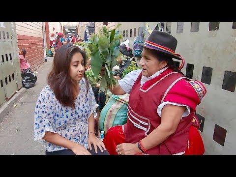 Spiritual cleansing for negative energy (limpia spiritual contra malas energías) in Cuenca for ASMR