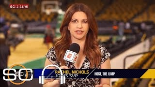 Rachel Nichols after Game 5: Fatigue is taking a major toll on LeBron James | SC with SVP | ESPN