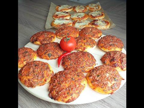 Biberli Ekmek Tarifi Videosu - Ekmek Tarifleri