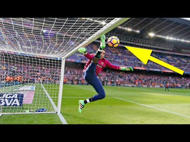 Craziest Goalkeeper Dribbling Skills in Football