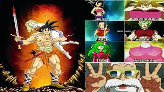 Dragon Ball Z Memes Only Real Fans Will Understand😍😍😍||#22