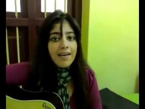 pakistani girl singing ..Luka Chupi Bohat Howi.. must listen...