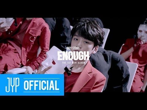 "BOY STORY ""Enough"" Teaser 5 – MINGRUI"