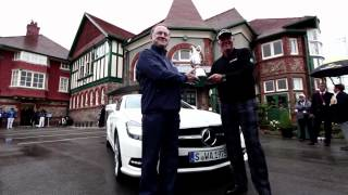 Mercedes-Benz TV: The Return of the trophy
