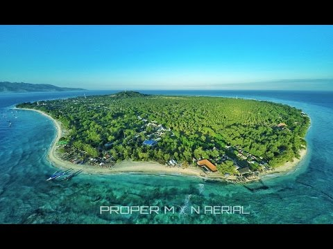 TRIP TO WONDERFUL GILI ISLAND LOMBOK in 2K [HD]