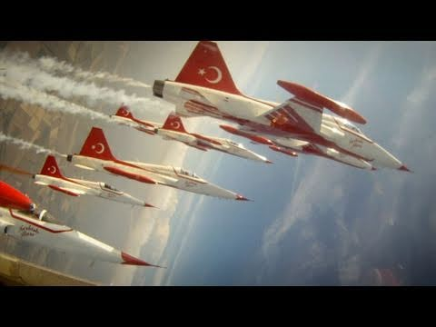 Airshow Turkey 2011 Highlights