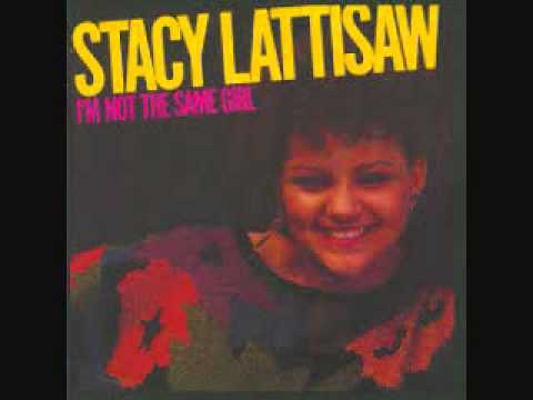 Stacy Lattisaw ~ Now We're Starting Over Again
