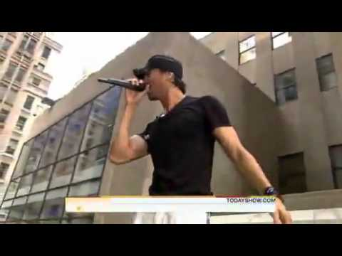 ENRIQUE IGLESIAS FEAT PITBULL - I LIKE IT - LIVE TODAY SHOW 2010.16th July 2010 Music Videos