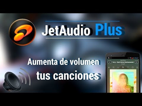 Aumenta Volumen y Bass Con El Mejor Reproductor de Audio Para Android | JetAudio Plus Apk 2014