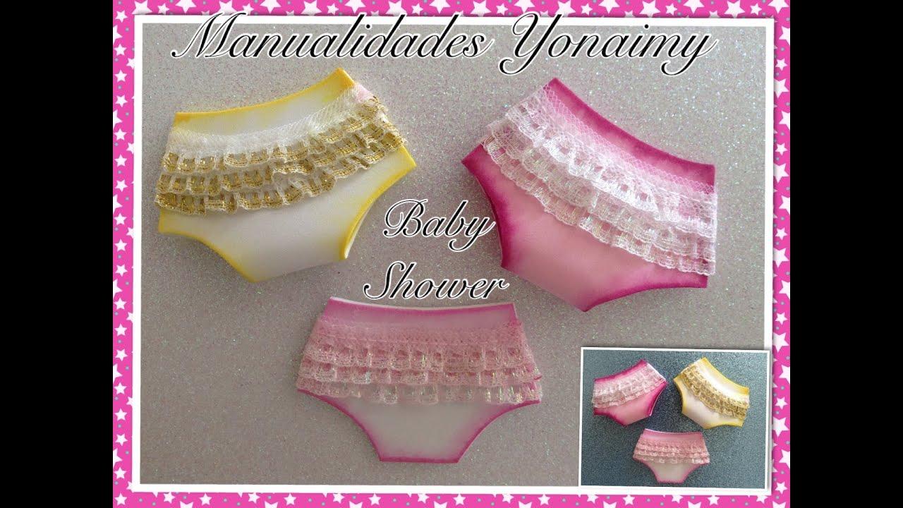 recuerdos para baby shower artesanales manualidades para baby shower