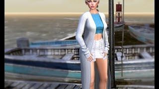 Second Life : Fashion with Lizzie Jessica Skirt