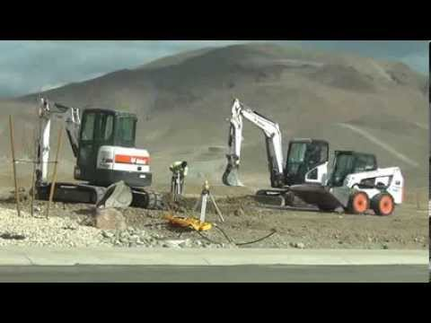 Trucks, Backhoes, Loaders, Home Construction Heavy Equipment, Boy's video you tube