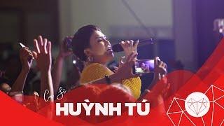 [FTU's Day 2018] Ca sĩ Huỳnh Tú | Đường Một Chiều, Xa Vắng và My Everything
