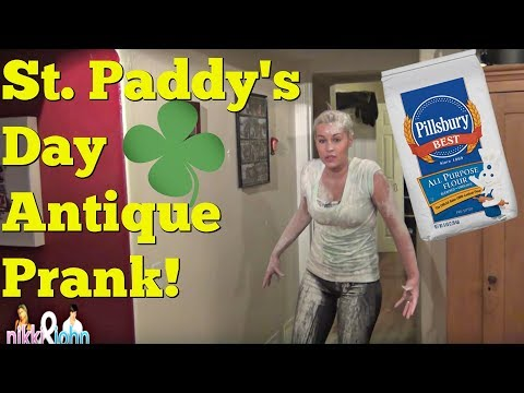 St Patty's Day Antique Prank