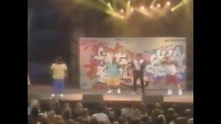 "FAT BOYS & CHUBBY CHECKER  ""Louie Louie  / The Twist"""