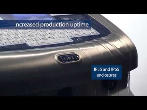 Linx 7900 Continuous Ink Jet Printer Video - High Quality Marking And Coding