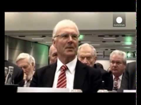 Beckenbauer provisionally suspended by FIFA