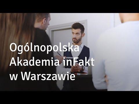Ogólnopolska Akademia InFakt W Warszawie - Relacja
