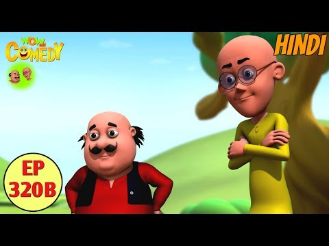 Motu Patlu | Cartoon in Hindi | 3D Animated Cartoon Series for Kids | Motu Ki Madad thumbnail