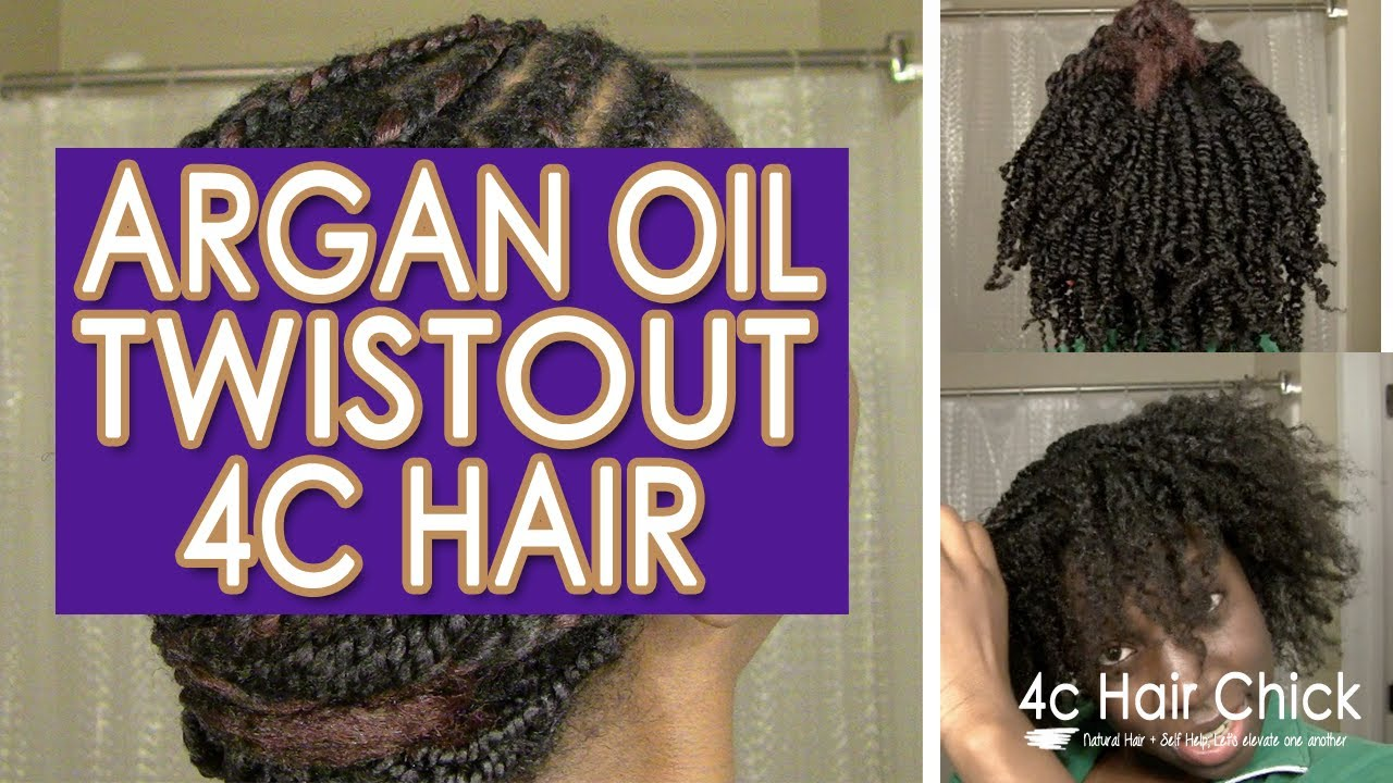 Natural Hair Gel