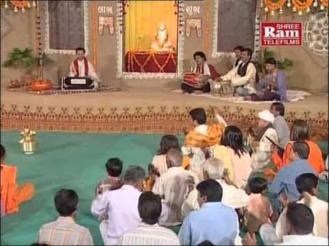 Mandirna Chokma Ne Satsangna Otle |bapasitaram Bhajan |hemant Chauhan video