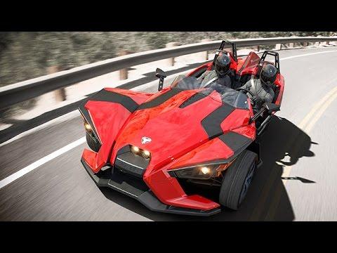 2015 Polaris Slingshot Ride Impressions