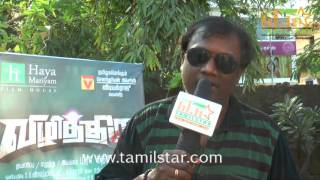 Sathyan Mahalingam At Vizhithiru Movie Press Meet