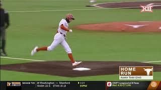 LSU vs. Texas Baseball Highlights - Game 3