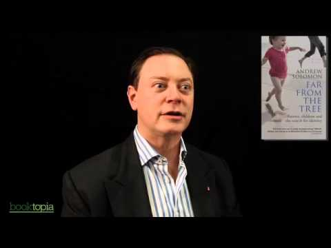 Andrew Solomon, author of Far from the Tree, in conversation with Caroline Baum