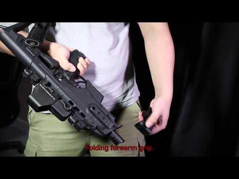CAA Airsoft Division - Airsoft RONI-B for Beretta M9 / M92FS / M9A1