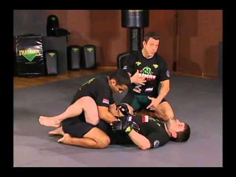 Mixed Martial Arts | Advanced | Grappling | Bottom Submission Ver. 2 Drill Image 1