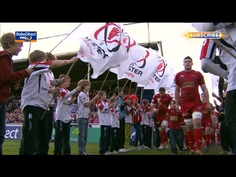 Ulster v Scarlets Full Match Highlights 10th May 2013