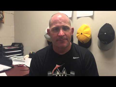 Post game interview with Suns Manager Dave Berg 7-25-2015 Birmingham Barons
