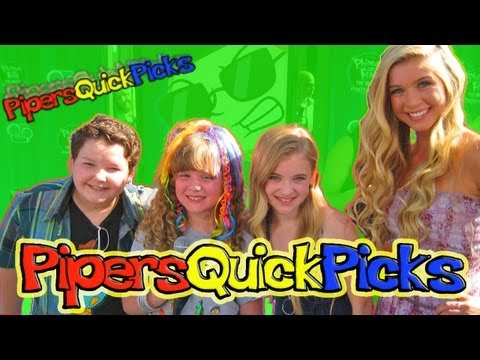 SIERRA McCORMICK Interview PLUS JAKE SHORT, STEFANIE SCOTT, ALLIE DEBERRY, AEDIN MINCKS - ANT FARM!