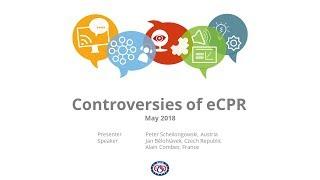 EuroELSO Webinar Controversies of eCPR