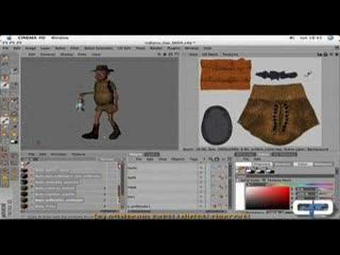 C4DTeam: Joe Avventura -Making of