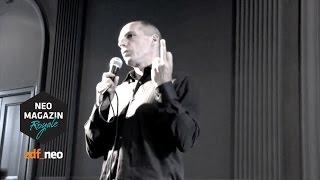 Böhmermann Song  : Varoufakis