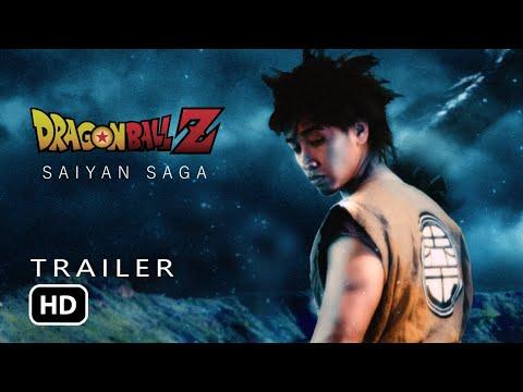 DragonBall Z - Saiyan Saga (DBZ Live Action Trailer)
