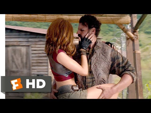 Jumanji: Welcome to the Jungle (2017) - Dance Fighting Scene (5/10) | Movieclips thumbnail