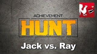 Achievement HUNT #24 - Jack vs. Ray