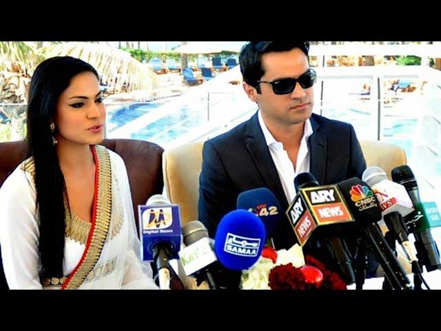 Veena Malik And Husband Sentenced To 26 Years Of Jail