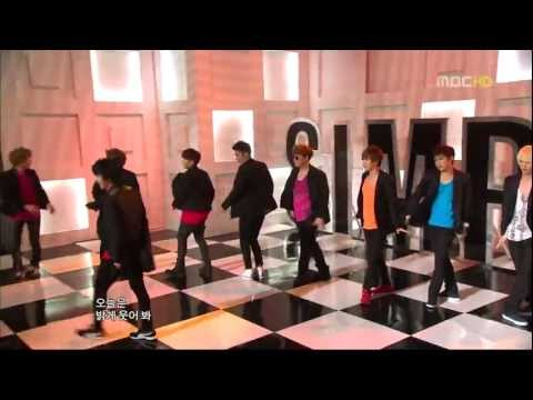 [hd] 110812 - 110813 Super Junior - Mr. Simple video