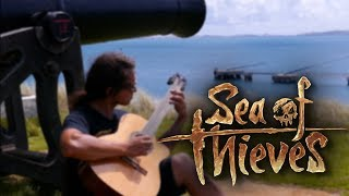 Sea of Thieves - Becalmed + Bosun Bill (Classical Guitar Cover)
