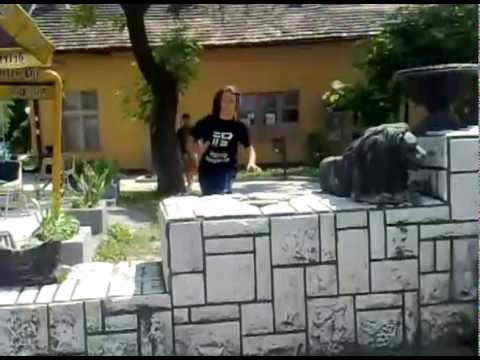 Parkour Smederevo-Blazzers 2 Video