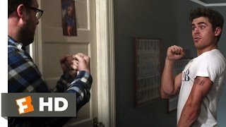 Neighbors (9/10) Movie CLIP - Mano y Mano (2014) HD