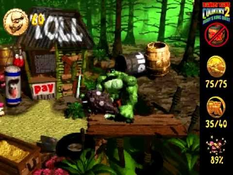 DKC 2: Diddy's Kong Quest, Part 11: And What's the Deal with Deadly Tyres?