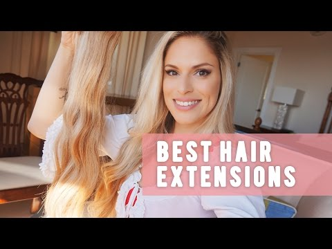 Best Hair Extensions Review - Top Quality and Long Lasting